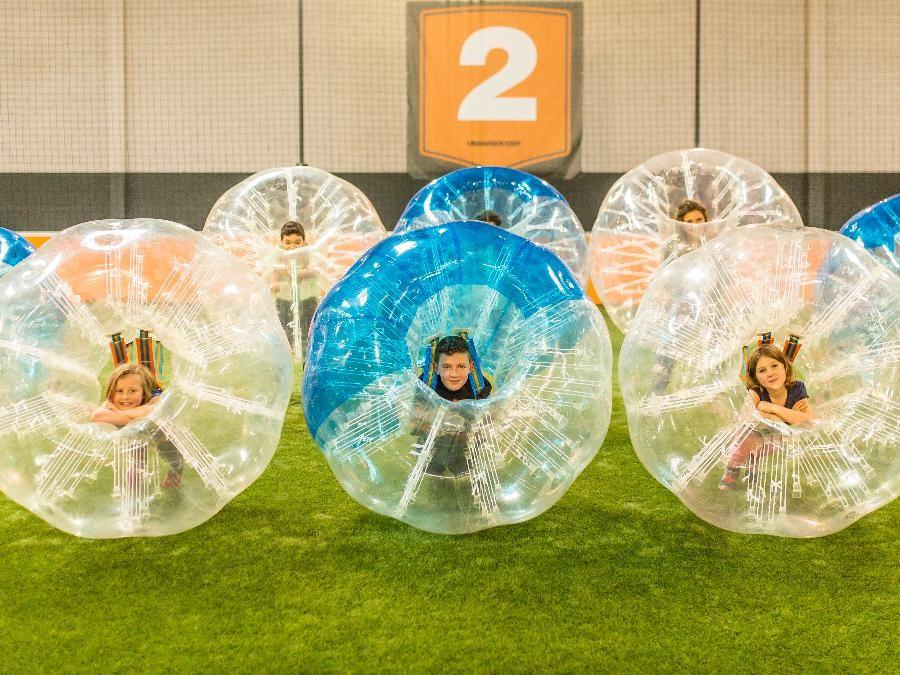 Anniversaires 8-11 ans Bubble Bump