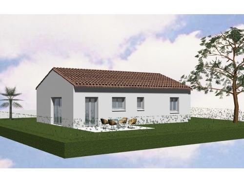 Maison Isaline 90m2