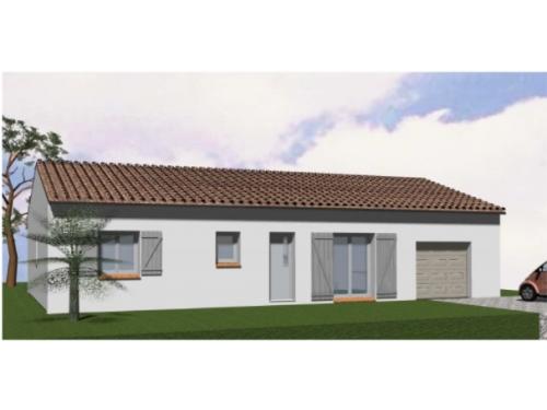 Maison Léane