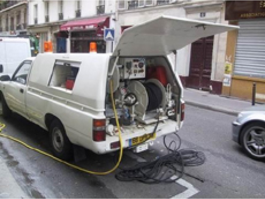 Service urgence dégorgement canalisation