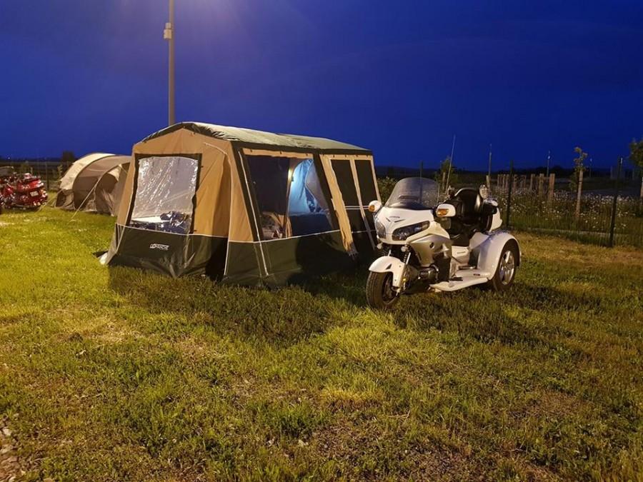 Remorque Camping