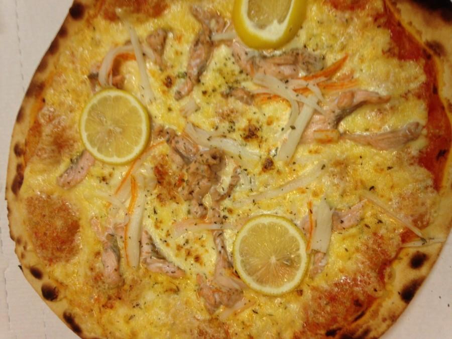 Pizza Scandinave