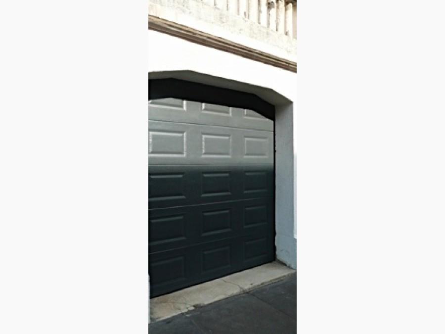 Les portes de garages SECTIONNELLES