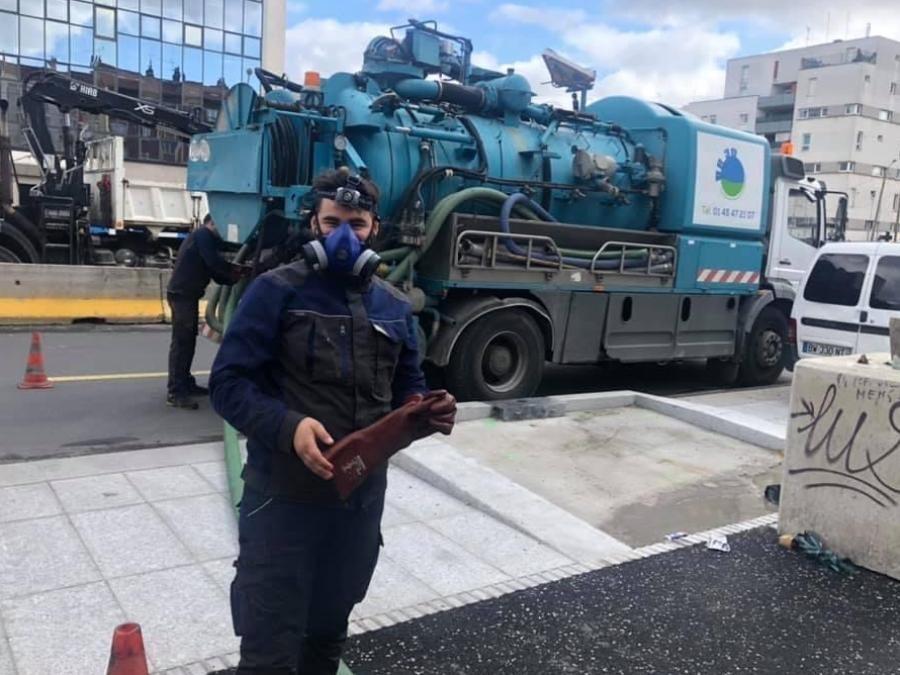 Pompage fosse septique -Pompage divers