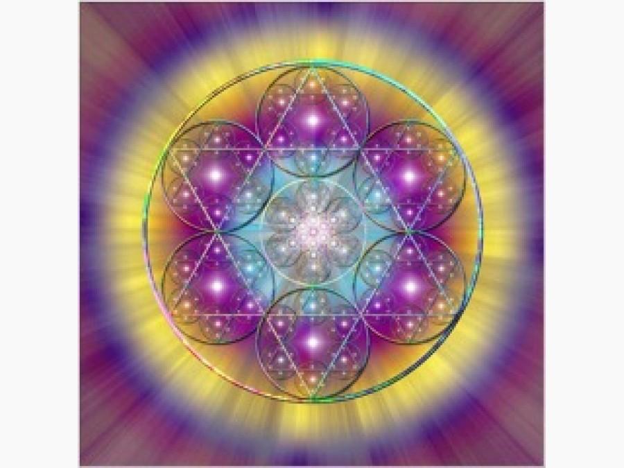 Accompagnements vibratoires de lumière