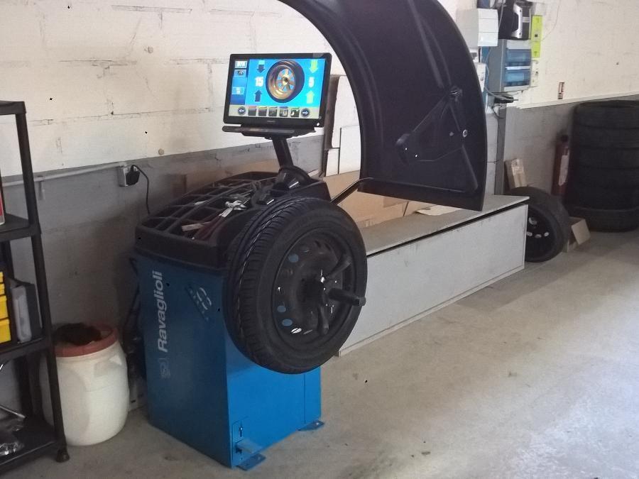 Revision vidange filtres pneu frein