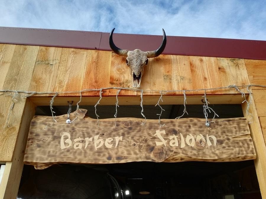 Barber Saloon