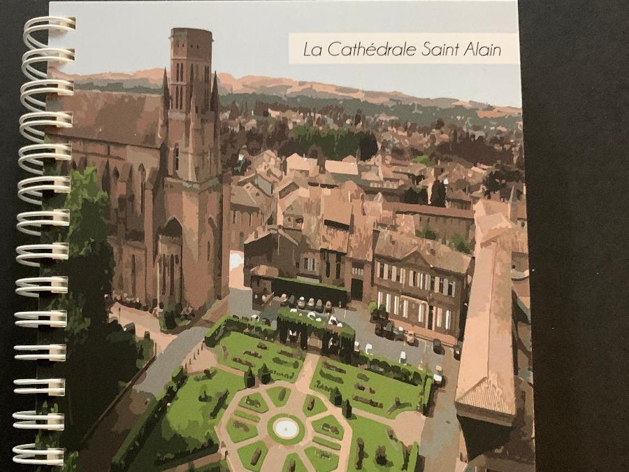 Carnet Lavaur Cathédrale