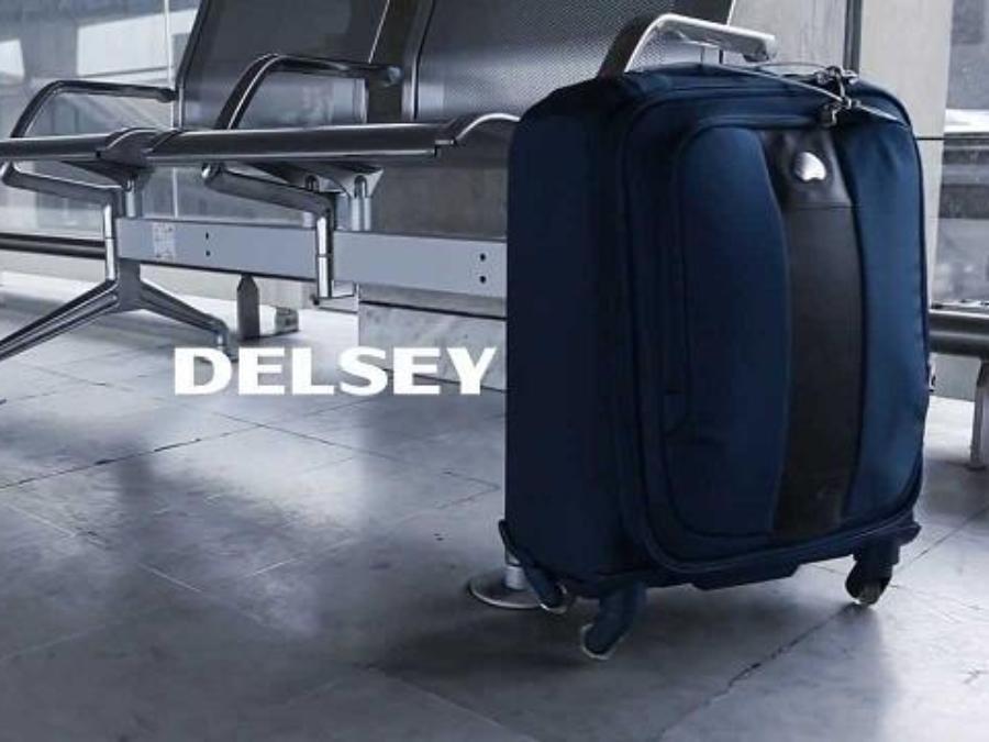 Les bagages Delsey