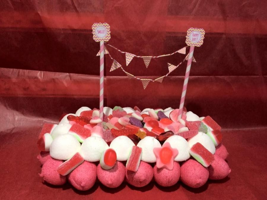 Composition de bonbons