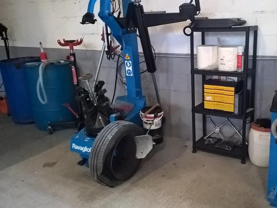 Vente et montage de pneus