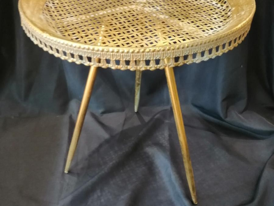 table-dappoint-ronde-metal-antique-or-35693