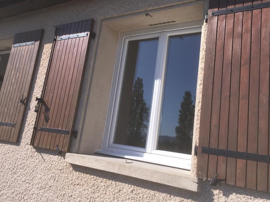 Les fenêtres PVC