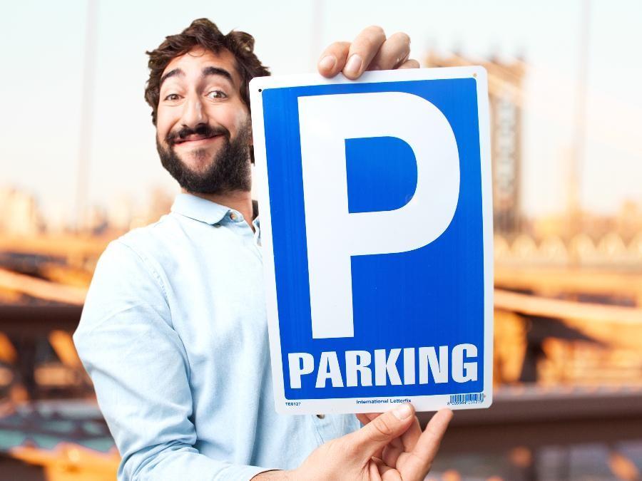 1 heure de parking gratuite