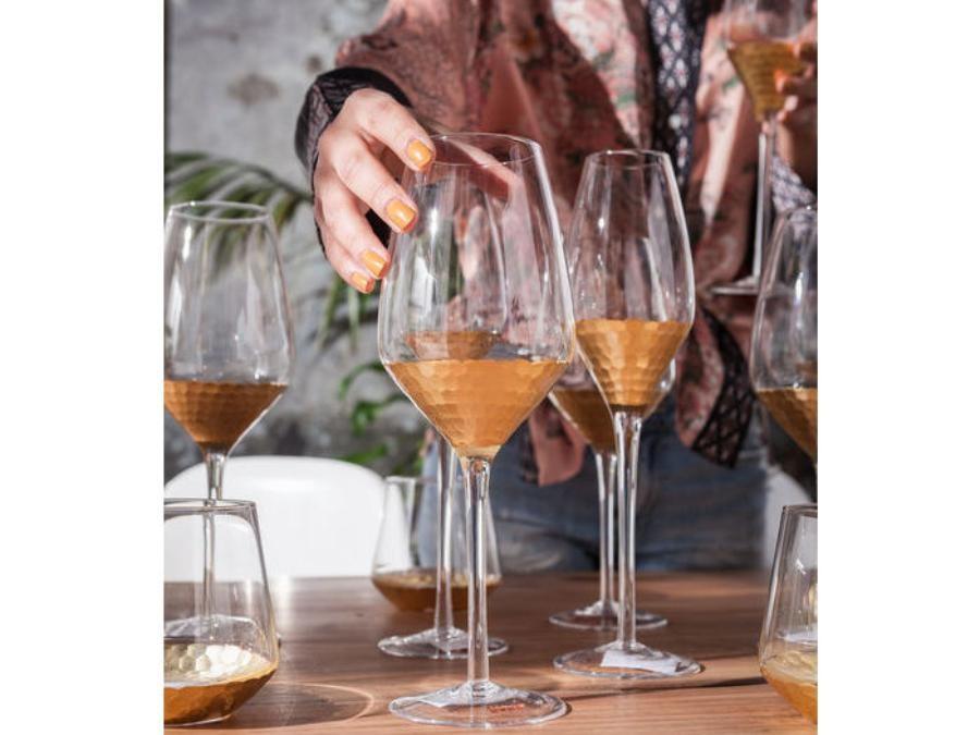 Flûte à champagne Gobi