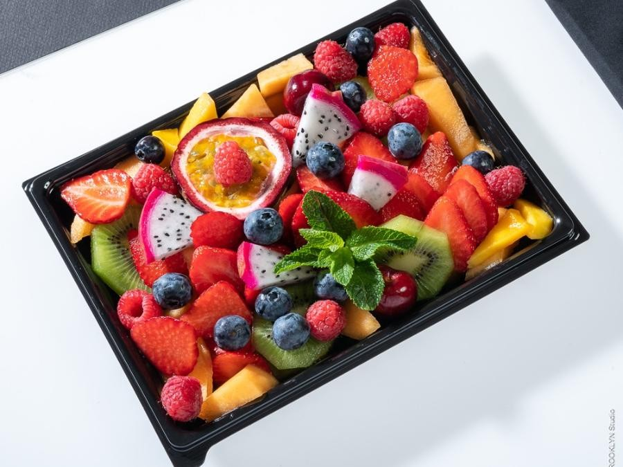FRUITS PRETS A CONSOMMER