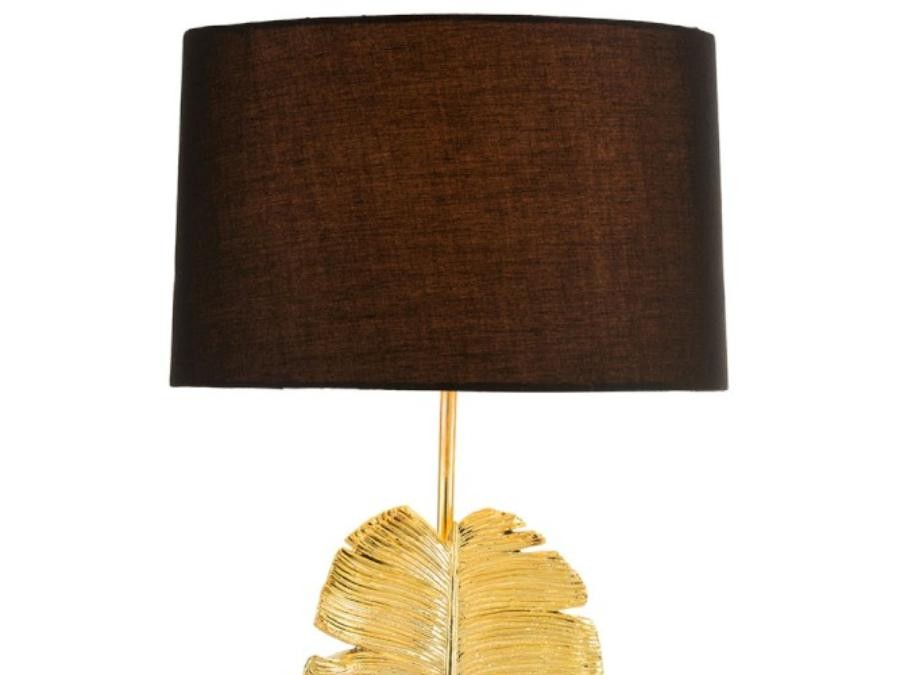 Lampe plume or