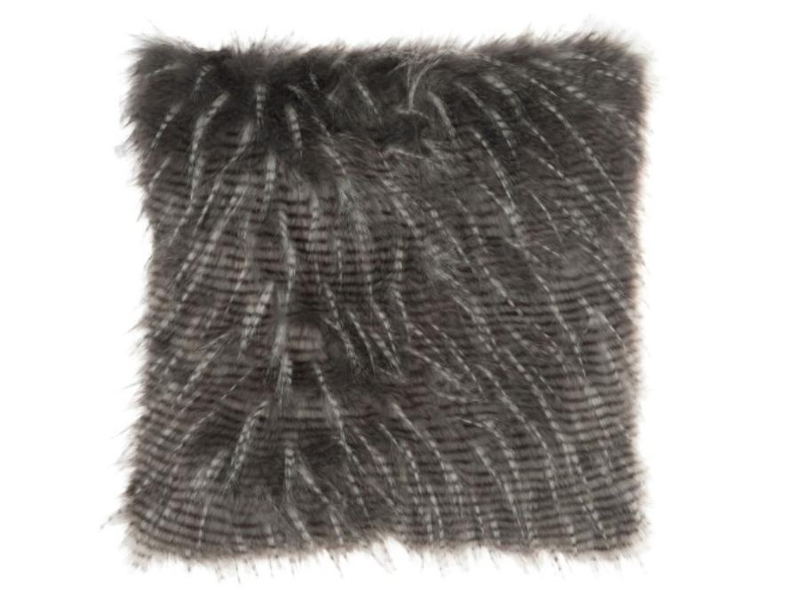 coussin-imitation-fourrure-grise-36003