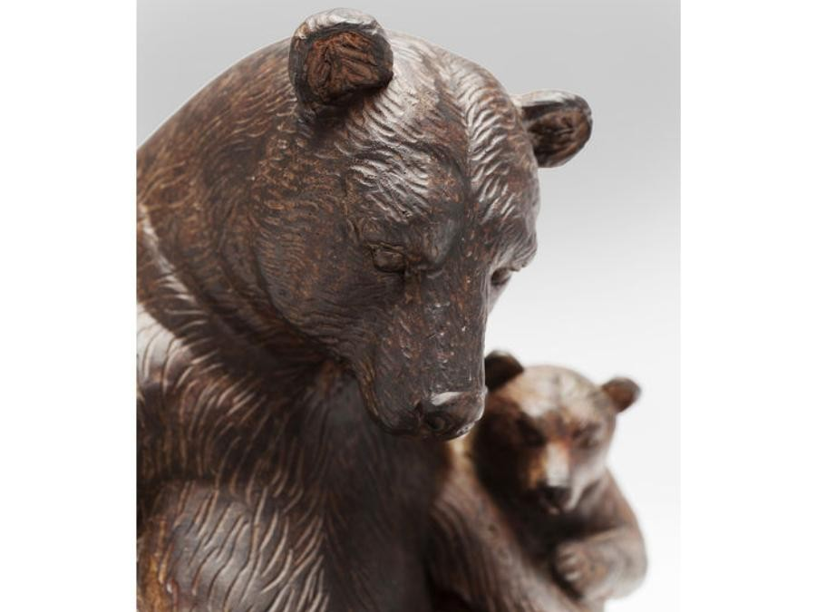 Statuette Reading Bears