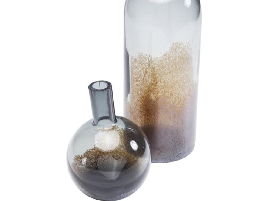 Vase Pure gris
