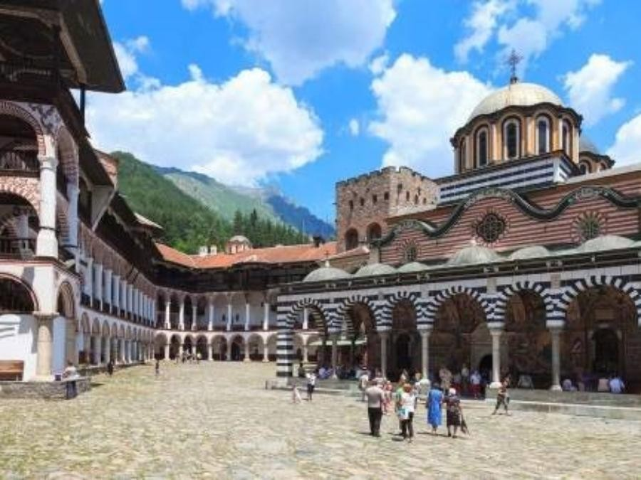 Le Grand Tour de Bulgarie
