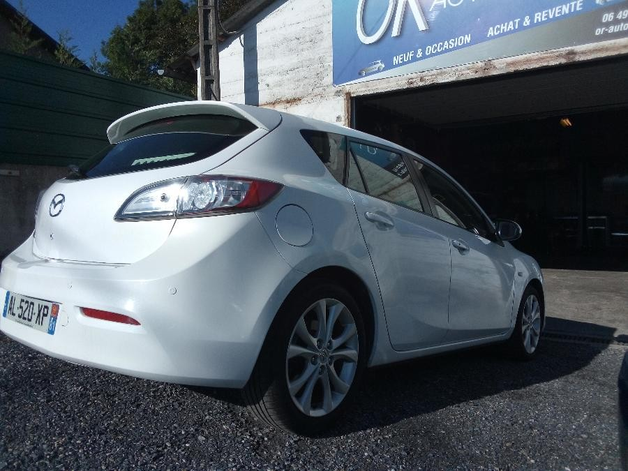 Mazda 3 MZR 185 CH PACK LUXE