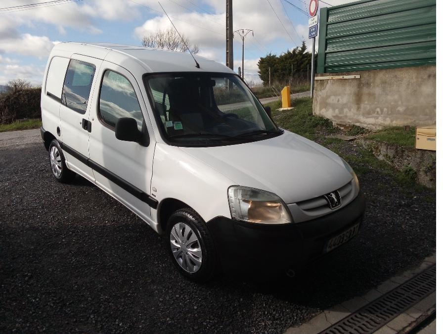 Peugeot Partner 2.0l HDi 90 ch 1er main